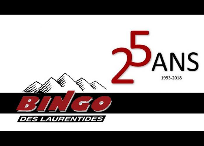 25e Anniversaire du Bingo des Laurentides